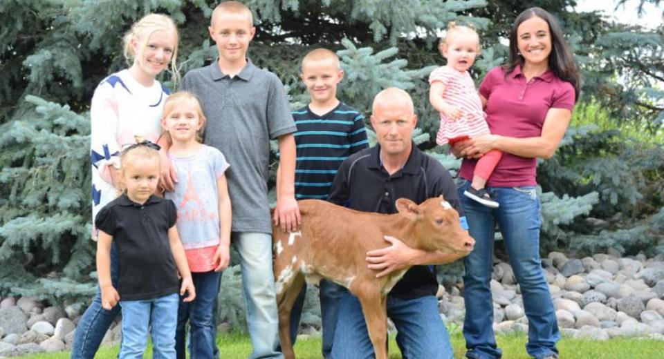 Paradise Grove Family